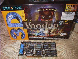 3D Blaster Voodoo2