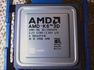 K6-3D 300MHz