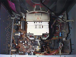 MT-8617E(の中身)