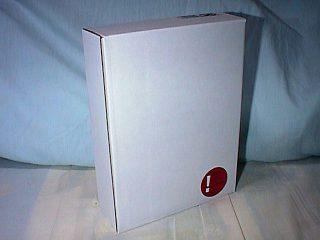 真っ白な箱(SystemWorks2000)