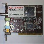キャプチャに挑戦…AD-TVK501