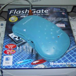 CF+USBリーダー