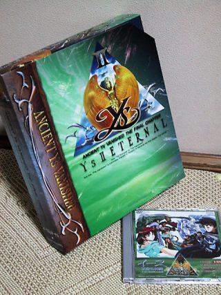 Ys2 Eternal & 付属DVD