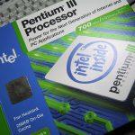 1Gへもう少し…Pentium3/700E