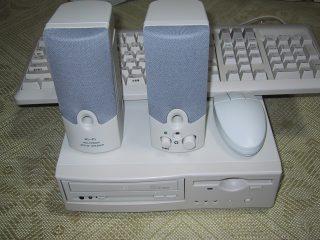 BKi810と付属品