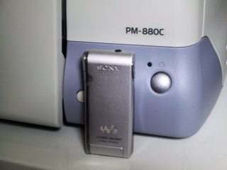 NW-MS9 & PM-880C