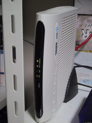ADSLモデム-S